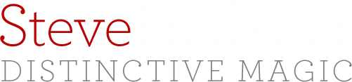 Steve Faulkner - Distinctive Magic